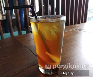 Foto 3 - Makanan(Granny's Peach Tea) di The Vault Board Game Cafe oleh efa yuliwati