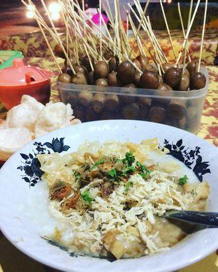 Foto 2 - Makanan di Bubur Ayam Jakarta Mang Endut oleh El Yudith