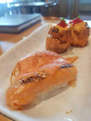Foto review Nama Sushi by Sushi Masa oleh @duorakuss  3