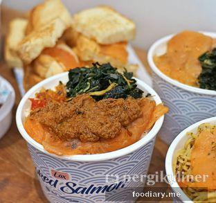 Foto 6 - Makanan di Lox Smoked Salmon oleh @foodiaryme | Khey & Farhan
