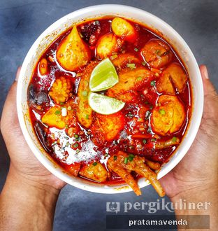 Foto 2 - Makanan di Seblak Jeletot Mpok Adek oleh Venda Intan