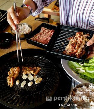 Foto 1 - Makanan di Yorichi BBQ & Shabu Shabu oleh Eka M. Lestari