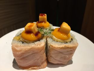 Foto 1 - Makanan di Tom Sushi oleh Yohanacandra (@kulinerkapandiet)