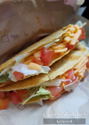 Foto 1 - Makanan di Taco Bell oleh Ladyonaf @placetogoandeat