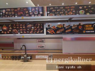 Foto 8 - Menu di Genki Sushi oleh Hani Syafa'ah