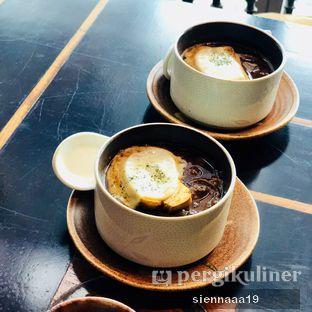 Foto 6 - Makanan(wagyu tongue miso nikomi gratin soup) di Enmaru oleh Sienna Paramitha