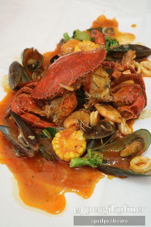 Foto review Idola Seafood oleh Cubi  3