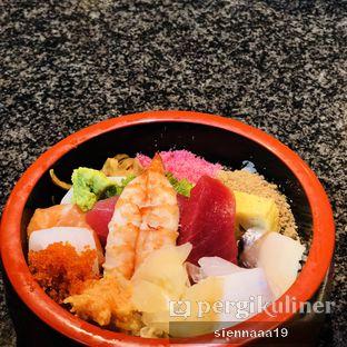 Foto 2 - Makanan(penampakan dari samping) di Sushi Sei oleh Sienna Paramitha