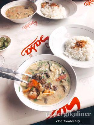 Foto review Soto Jakarta Pak H. Yus oleh Rachel Tobing 1