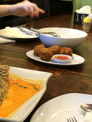 Foto 3 - Makanan(Tahu Kipas) di Pandan Bistro oleh Elvira Sutanto