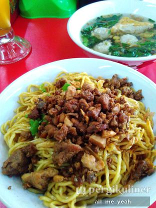Foto - Makanan di Mie Ayam Bakso Bangka AL oleh Gregorius Bayu Aji Wibisono