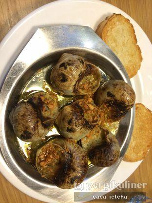 Foto 4 - Makanan(1/2 dozen escargot) di Gio Vanese oleh Marisa @marisa_stephanie