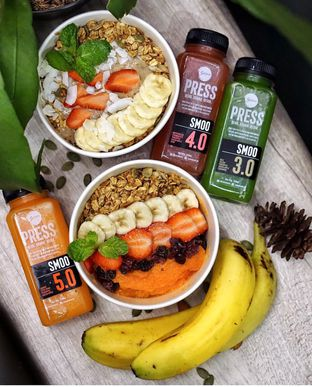 Foto 1 - Makanan di Smoo Bowls oleh Belly Culinary