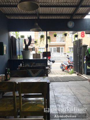Foto 1 - Interior di Warung Kopi Imah Babaturan oleh @gakenyangkenyang - AlexiaOviani