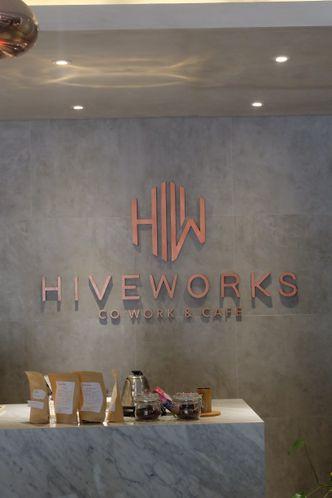 Foto Interior di Hiveworks Co-Work & Cafe