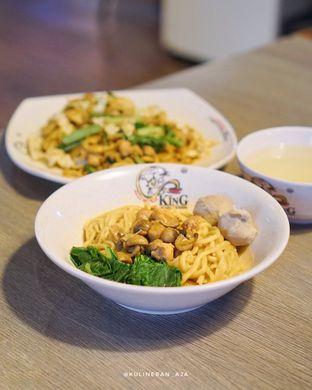 Foto 1 - Makanan di Mie Tarik King oleh @kulineran_aja
