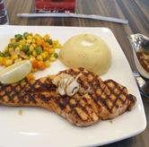 Foto Grilled Salmon di Steak 21