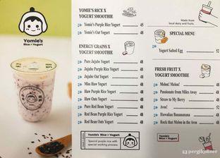 Foto review Yomie's Rice X Yogurt oleh ms_bonnie 1