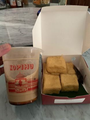 Foto 2 - Makanan di PIHU Pisang & Tahu Susu oleh Isabella Chandra