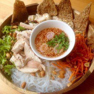 Foto 1 - Makanan(Vietnamese Noodle Salad) di Greens and Beans oleh Dianty Dwi