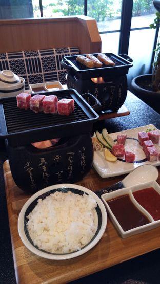 Foto 1 - Makanan di Yamato Gyukatsu oleh Chris Chan