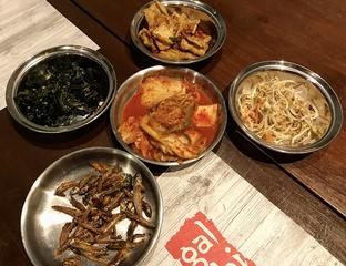 Foto 2 - Makanan di Galbisal Korean BBQ oleh Cindy YL