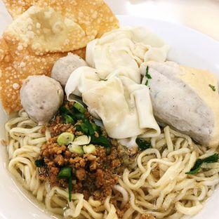 Foto 3 - Makanan(Mie Simpur Spesial) di Mie Pangsit Simpur oleh Magdalena Fridawati