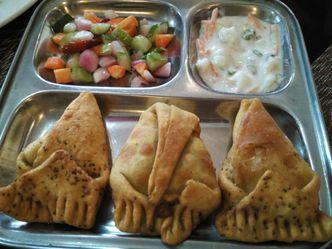 Foto Makanan di Taste Of India