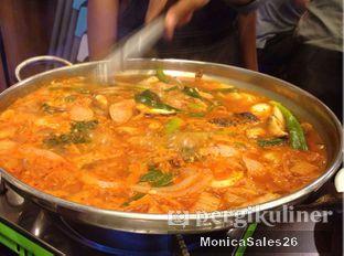 Foto 4 - Makanan(Budae Jjigae) di Born Ga oleh Monica Sales