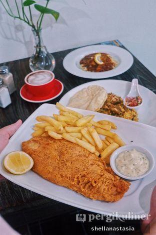 Foto 3 - Makanan(Fish N Chips) di PLUIE Cafe & Resto oleh Shella Anastasia