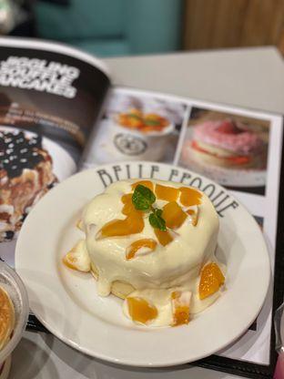 Foto 6 - Makanan(peach yogurt pancake) di Belle Epoque oleh Jeljel