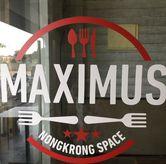 Foto Logo di Maximus Nongkrong Space
