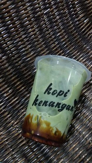 Foto 1 - Makanan(es kenangan matcha) di Kopi Kenangan oleh Dianty Dwi