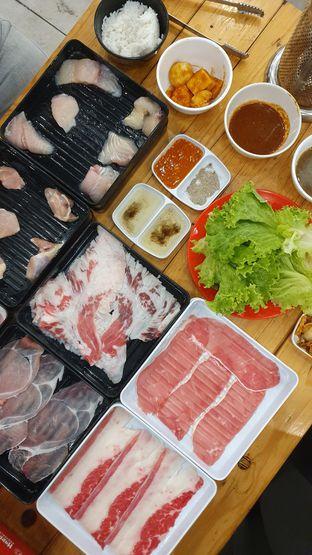 Foto 1 - Makanan di Simhae Korean Grill oleh Naomi Suryabudhi