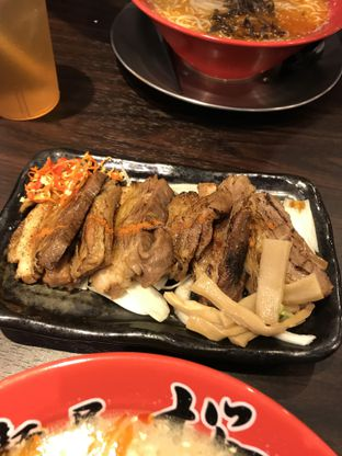 Foto 2 - Makanan di Menya Sakura oleh Vicky Angdi