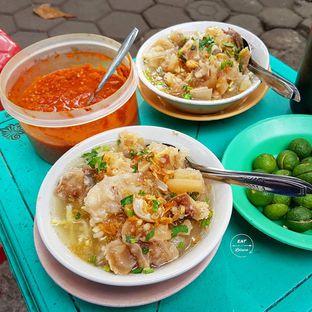 Foto 2 - Makanan di Mie Kocok Kaki Sapi Mang Nanang Tea oleh Eat and Leisure