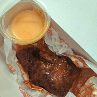 Foto 1 - Makanan(Mala chicken) di Richeese Factory oleh duocicip