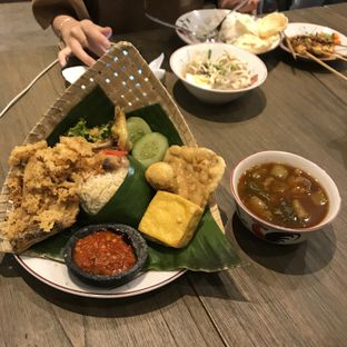 Foto 1 - Makanan di Warung Dulukala oleh @fridoo_