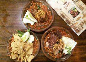 5 Tempat Makan di Central Park yang Menyediakan Jasa Pesan Antar
