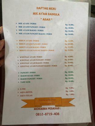 Foto review Mie Ayam Bangka Asan oleh Makan2 TV Food & Travel 6