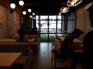 Foto 3 - Interior di Kare Curry House oleh NOTIFOODCATION Notice, Food, & Location