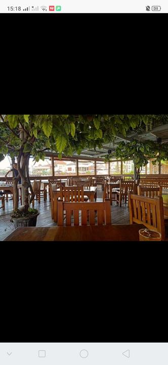 Foto Interior di Cafe Dermaga (Bakmi Sakau)