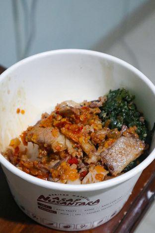 Foto 2 - Makanan di Daging Asap Sambal oleh thehandsofcuisine