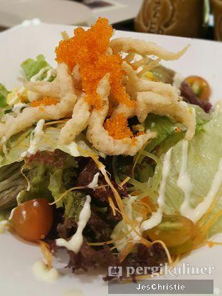 Foto 2 - Makanan(Shirauo Salad) di En Japanese Dining oleh JC Wen