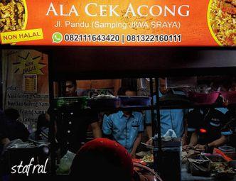 Foto Eksterior di Nasi Goreng Pandu Cek Acong B2