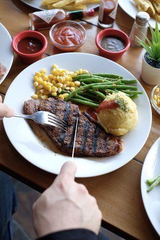 Foto 1 - Makanan di Pepperloin oleh Nanakoot