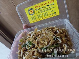Foto review Kwetiaw Sapi Mangga Besar 78 oleh Debora Setopo 3