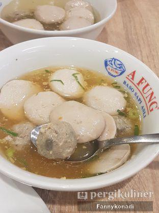 Foto 2 - Makanan di A Fung Baso Sapi Asli oleh Fanny Konadi