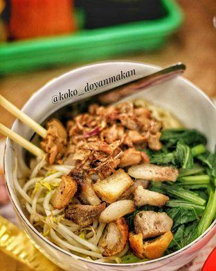 Foto 3 - Makanan di Bakso Nyuk Nyang Aleang Makassar oleh om doyanjajan