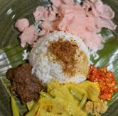 Foto Nasi Sayo di Marco Padang Grill